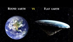 Round Earth vs Flat Earth